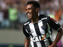 Elias, ex do Atlético Mineiro, está sem clube. Twitter
