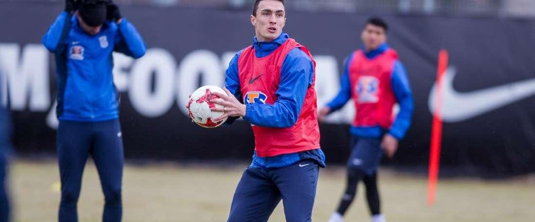 El jugador croata militó la temporada pasada en el Karabükspor. LechPoznan
