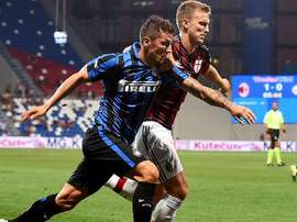 Ely sending off ruined Milan chance of winning