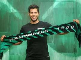 Las Palmas se interesa en Emanuel Insúa. PanathinaikosFC