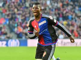Manchester United have made an offer for Basel's Breel Embolo. FCB