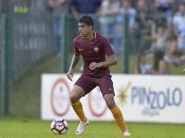 Palmieri will arrive in London for a medical on Tuesday. ASRoma