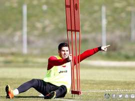 Buendia will try his luck in England. GetafeCF