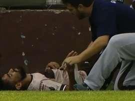 La tragedia volvió a rozar el fútbol argentino. Captura