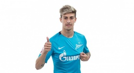 Rigoni vuelve al Zenit. Zenit