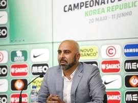 A nível de clubes, é o Benfica que coloca mais jogadores na lista de Peixe. FPF