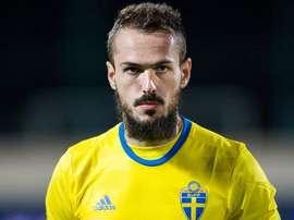 Emir Kujovic, nuevo jugador del Gent. KAAGent