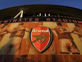 Escalações confirmadas de Arsenal e City no dia 15-12-19. Twitter/Arsenal