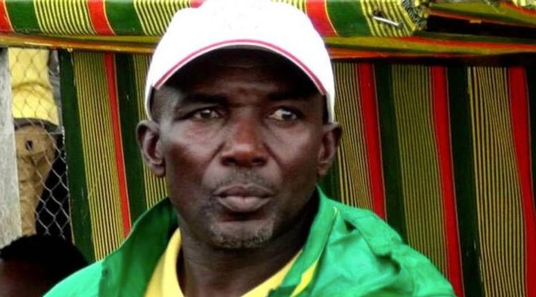 Emmanuel Ndoumbé Bosso, coach de Yong Sports Academy, a été kidnappé. Twitter/BBC Afrique