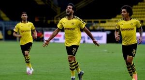Il Borussia supera l'Hertha. BVB