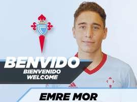 Emre Mor est le nouveau joueur du Celta. Celta