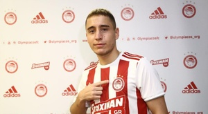 Emre Mor, l'indésirable. Olympiacosfc