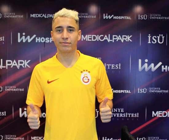 OFFICIEL : Emre Mor, prêté à Galatasaray. GalatasaraySK