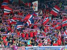 El Viktoria Plzen afrontará la Champions League como líder en la República Checa. FCViktoriaPlzen
