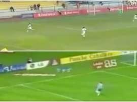 El gol de Abdullah Balıkuv está dando la vuelta al mundo. Twitter