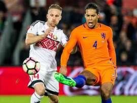 Holanda arrolla a una Bielorrusia que apenas puso resistencia. WinSports