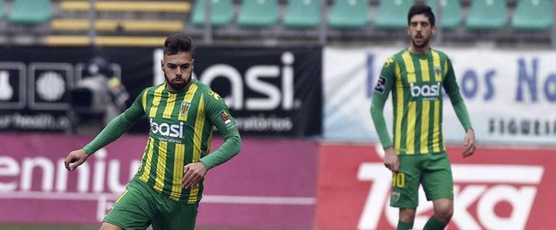 El equipo portugués se quedará sin uno de los defensas que más ha utilizado. CDTondela