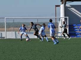 Primera derrota de la temporada para el Málaga. MálagaCF