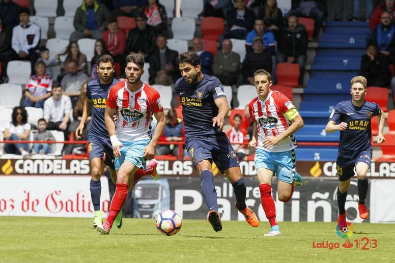 El Lugo y el Huesca nunca han estado en Primera División. LaLiga