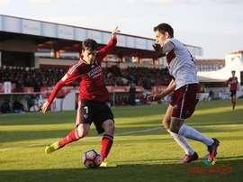 El Huesca se mantiene en la pelea por la promoción a costa del Mirandés. LaLiga