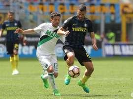 Nova derrota para o Inter de Milão na liga italiana. FCInternazionale