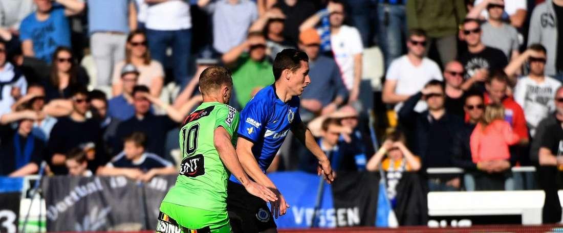 El Brugge ganó de nuevo. ClubBrugge