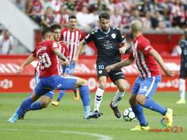 El conjunto gallego logró la primera victoria de la temporada. CDLugo