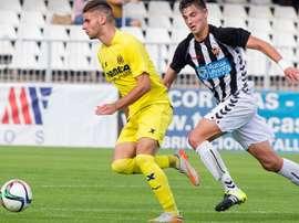 Castellón y Villarreal C son dos de los protagonistas de esta jornada en Tercera División. Twitter