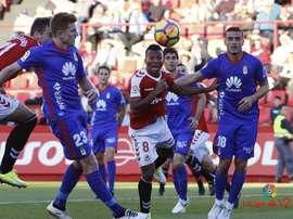 El Oviedo se llevó los tres puntos a casa. LaLiga