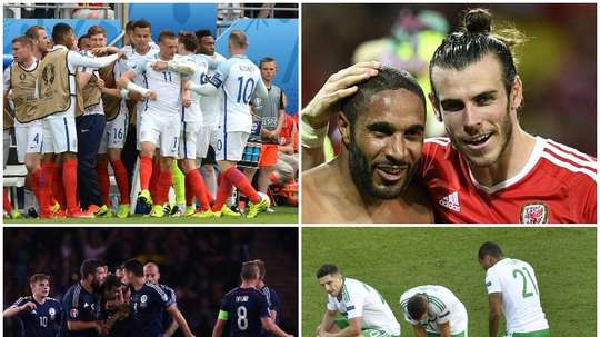 England, Wales, Scotland and Northern Ireland may all join at the the next Olympics. BeSoccer