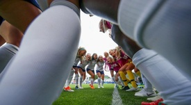 England U20 Women reached the 2018 Under 20 World Cup semis. Twitter/Under20WomensWorldCup