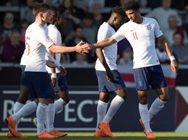 Inglaterra peleará con Holanda por un puesto en la final. Twitter/England