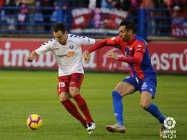 Enric Gallego ha anotado 13 de los 21 goles del Extremadura. LaLiga