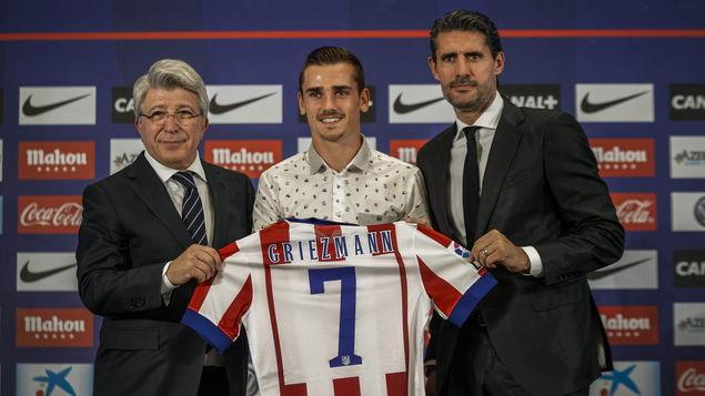 Le FC Barcelone pourrait mettre 115 M€ pour Antoine Griezmann — Mercato