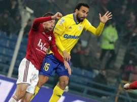 El jugador mexicano contó su experiencia en la Liga Polaca. Twitter/ArkaGdyniaSSA