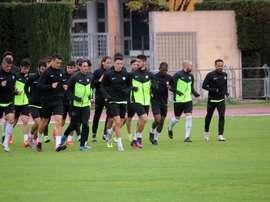 El Hércules se enfrentará al Espanyol B sin Miñano. HérculesFCOficial