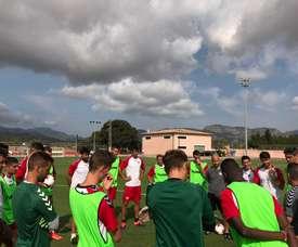 El Saguntino tendrá dos ausencias destacadas ante el Cornellà. AtléticoSaguntino