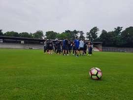 Areias jugará en el filial del Oporto. FCPorto