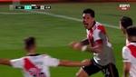 Enzo Pérez saca el orgullo del 'Millonario'