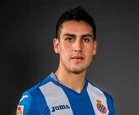Enzo Roco no seguirá en el Espanyol la próxima temporada. RCDEspanyol