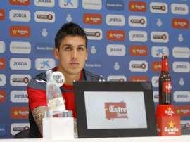 Enzo Roco opina que no se deben relajar en los tramos finales de los encuentros. RCDEspanyol