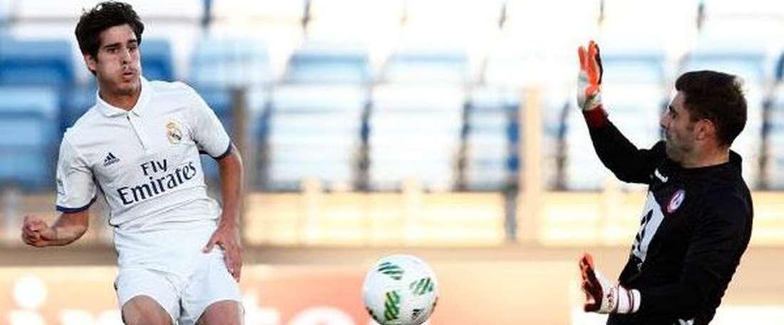 Al Castilla se le atraganta jugar fuera: empató ante el colista. RealMadridCD