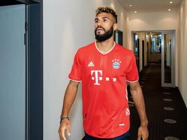 Choupo-Moting a rejoint le Bayern Munich. FCBayern