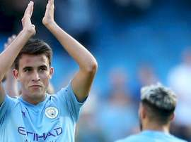 Eric Garcia wants to win a place in Guardiola's starting 11. ManCity