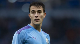 Eric Garcia seems likely to leave City. EFE