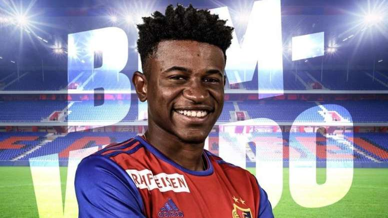 Ramires reforzó al equipo. Twitter/FCBasel1893