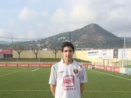Eric Zárate Lindes ha sido despedido del Lleida por unos comentarios que realizó en las redes sociales cuando era menor de edad. UnioJabaCadetc