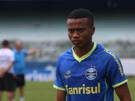 Erik Roberto Silva do Nascimento jugará la presente temporada en el Luverdense, de la Serie B. AFP