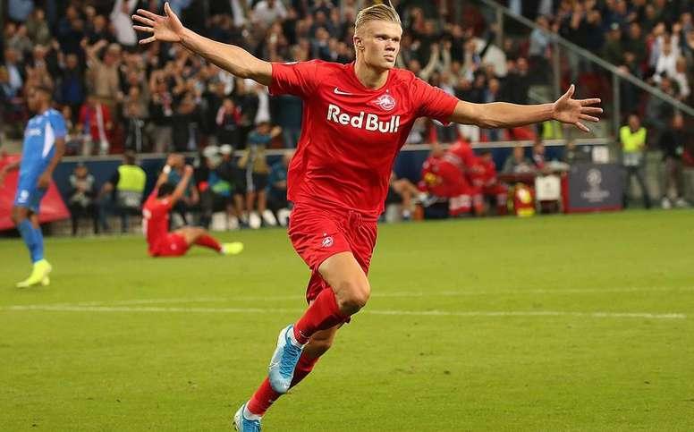 Haaland n'a pas signé à Hoffenheim pour... 3000 euros