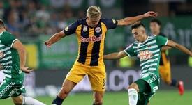 Naples suit toujours Erling Haland et Dominik Szoboszlai. RBSalzburg